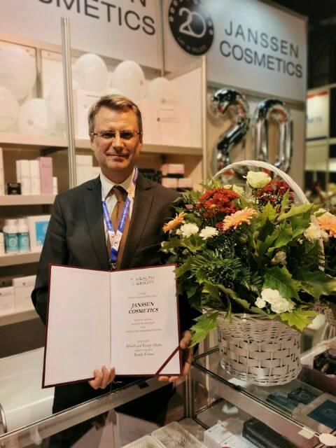 20-lecie Janssen Cosmetics w Polsce