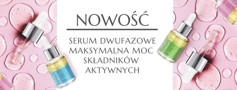 NOWOŚĆ W OFERCIE JANSSEN COSMETICS 2-PHASE OIL SERUM